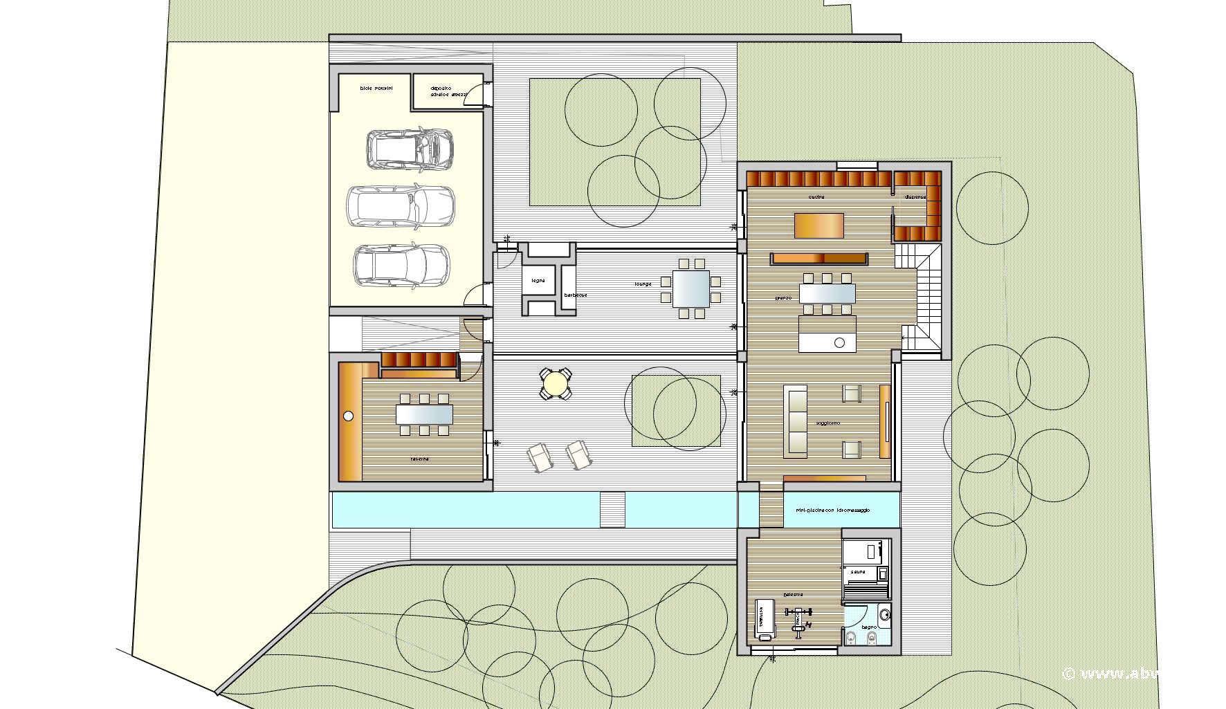 Villa Unifamiliare Nel Verde Abw