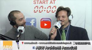 Studio ABW Architetti Associati : Case passive e prefabbricate in legno - intervista all'arch. Alberto Burro su Radio Verona intervista-radio-verona_-300x166