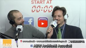 Studio ABW Architetti Associati : Case passive e prefabbricate in legno - intervista all'arch. Alberto Burro su Radio Verona intervista-radio-verona_ridotta-300x166
